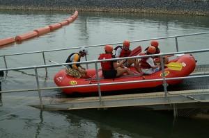 Raft Conveyor